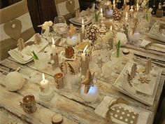 Top 100 Christmas TableDecorations - Christmas Decorating -