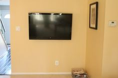 Hiding cords, cable boxes, and other media components like DVD players.  Eliminate the clutter under your TV! cabl box, hide cord, hiding cords