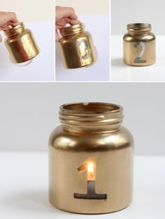 gold jar table numbers