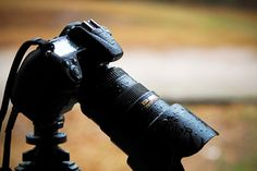 Top five ways to prolong your DSLR's life