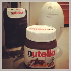 Nutella Promotional Products!