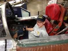 Zoom over to the New England Air Museum on Open House Day! CT residents can enjoy free admission from noon until 4 p.m.