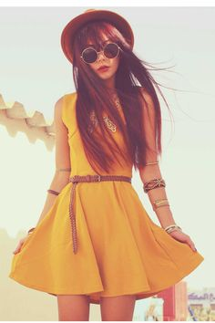 yellow. summer.