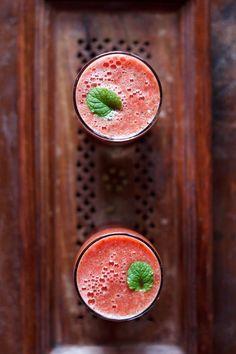 Watermelon Mint Juice