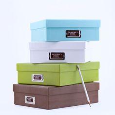 See Jane Work Basic Letter Box-ALL NEW