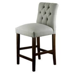 "Threshold™ 24"" Brookline Tufted Counter Stool"