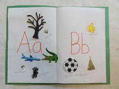 Alphabet books!