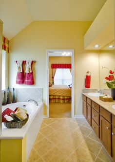 Master Bathroom Ideas - Stylecraft Builders