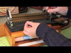 Pleater Needles Tutorial - Laurie Anderson
