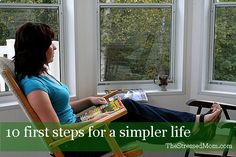 Learn to simplify your life
