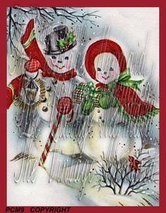 Snowman   Snowoman Cotton Fabric Patch by mermaidfabricshop, $6.99
