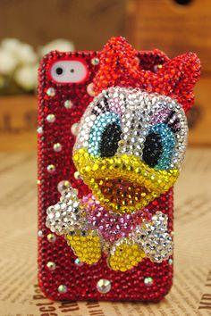 daisy 3d iphone case