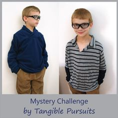 Tangible Pursuits: Mystery Challenge
