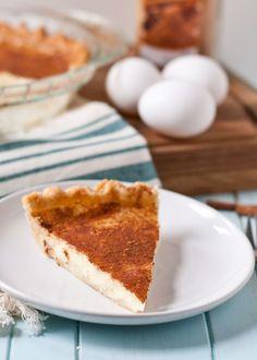 Custard Pie   Neighborfoodblog.com  >> Easy to make, even easier to eat!