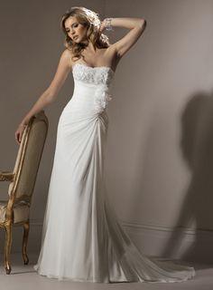 casual wedding, wedding dressses, bridal dresses, chiffon wedding dresses, dress wedding
