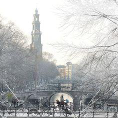 Amsterdam...check