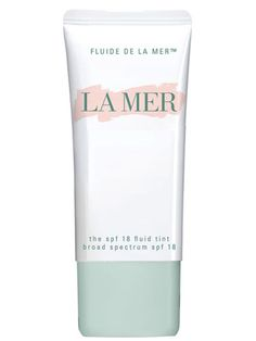 Tinted Moisturizers That Won't Melt Off Your Face: La Mer The SPF 18 Fluid Tint