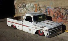 1964 Chevy C10 SWB Fleetside