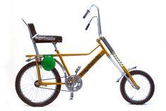 Bicicleta Marca Windsor / Mod. Vagabundo / Hacia 1970 / Col. José Sotelo