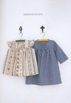 Handmade for Children - Chiharu Okuyama - Japanese Sewing Pattern Book for Clothes & Zakka Goods - Boy, Girl - B59, 5 - JapanLovelyCrafts