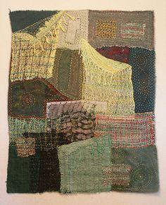 Rosemary Claus-Gray, Poplar Bluff, Missouri, USA | Weekly Artist Fibre Interviews | World of Threads Festival