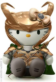 Hello Kitty Loki