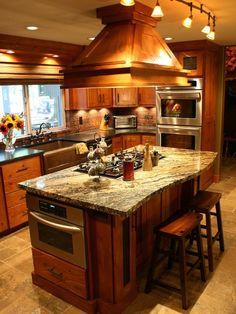 Love this kitchen is