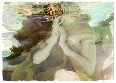 Reflecting on the Edge - Elizabeth Opalenik, photographic artist