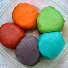 Kool- Aid Play Dough