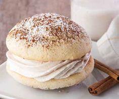 Gluten-Free Snickerdoodle Whoopie Pies