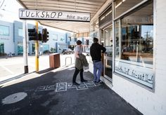 The Tuck Shop is Back - Food & Drink - Broadsheet Melbourne  273 Hawthorne Road, Caufield