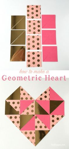 Geometric Heart | No