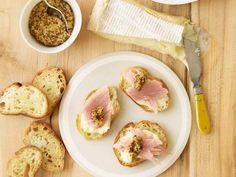 Easy Toast Toppers : Food Network