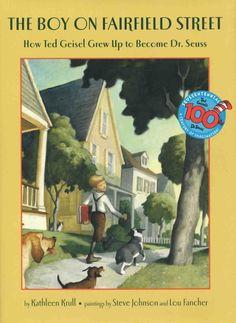Picture Book -- Dr. Seuss Bio