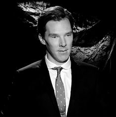 Click on this gif. Benedict Cumberbatch when left alone with a camera. I did NOT see that coming and I love it! XD