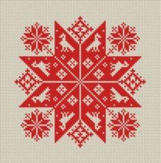 free cross stitch pattern from martha