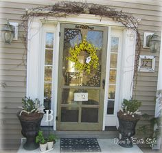 Curb appeal!!