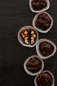 Salted Peanut and Caramel Clusters