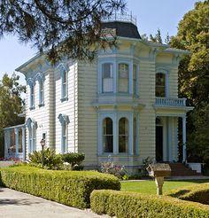 Hawkins house, Hollister CA
