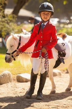 Horse Show - With Pony