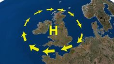 Dominant high pressure will be firmly in control across the UK and Ireland throughout next week - bringing some dry, warm and sunny weather to many parts of the country (it may even become very warm in places towards the end of the week - with the possibility of temperatures rising to the mid 20s in places at the very least) @ http://www.exactaweather.com/UK_Long_Range_Forecast.html
