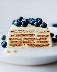 Lemony Layered Cheesecake Recipe