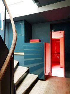 Tour a Colorfully Modern Paris Flat