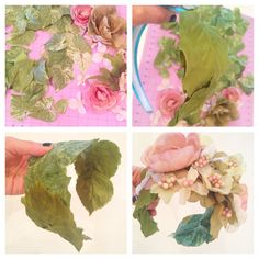 Marino Bambinos: Flower Fairy Headbands DIY