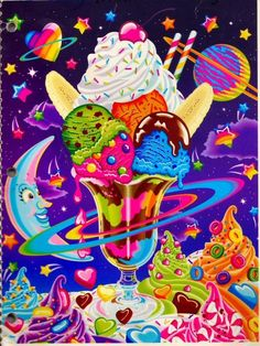 I loved anything Lisa Frank!