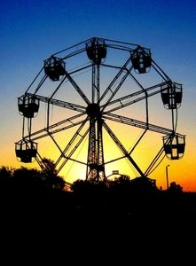 The Mountain View Free Fair in southwest Oklahoma offers carnival fun for the whole family.