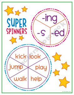 Super Spinner Endings