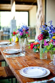 Barr Mansion. Table Setting Photographer: She-N-He Photography