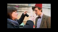 Doctor Who Confidential - Matt and his fez