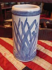 Old Sleepy Eye Monmouth Western Stoneware Vase